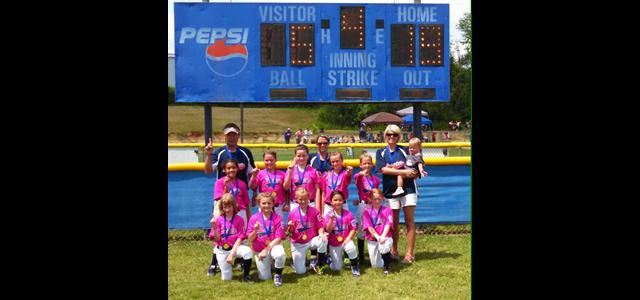 2014 8U District 2 Champions