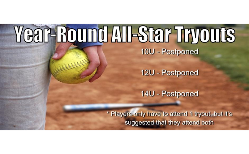 Year-Round All-Star Tryouts