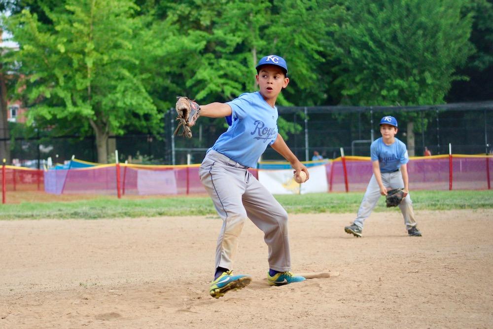Shadyside baseball youth kids children child