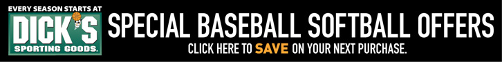 Click here to save at DICK's Sporting Goods