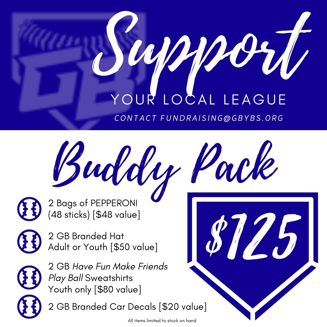 GBYBS Buddy Pack