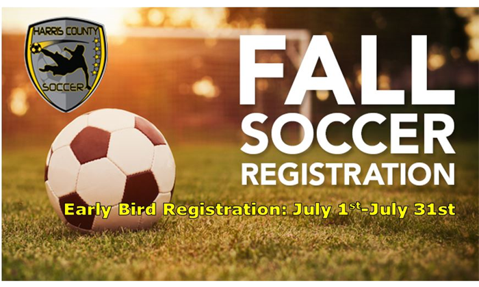 Fall 2020 Early Registration