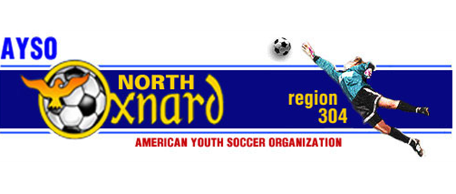 WELCOME TO NORTH OXNARD AYSO SOCCER