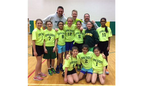 2014 Champions 5/6 Girls