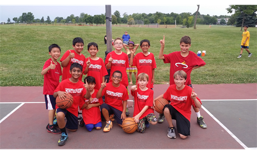 2014 Summer Champions 4-5 Division