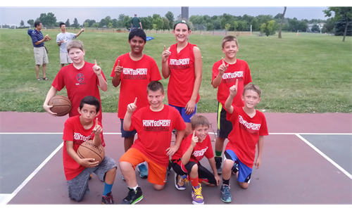 2014 Summer Champs 6-7 Division