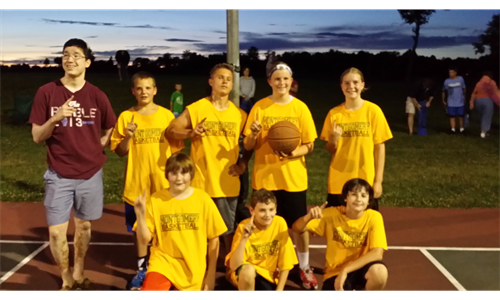 2014 Summer Champs 8-9 Division