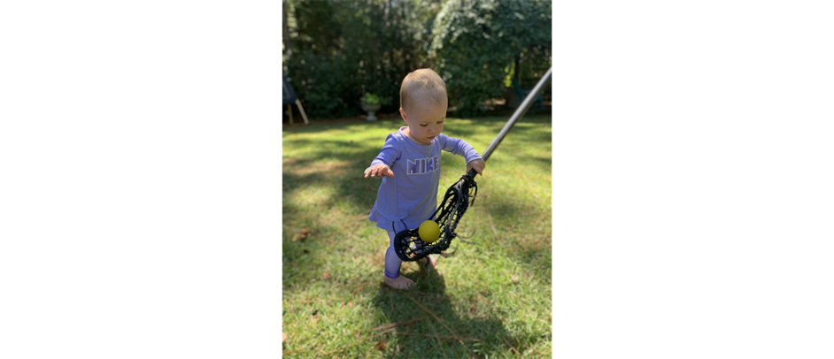 Be a #littlelaxambassador
