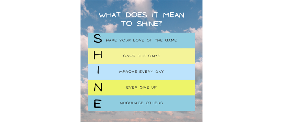What does it mean to SHINE?