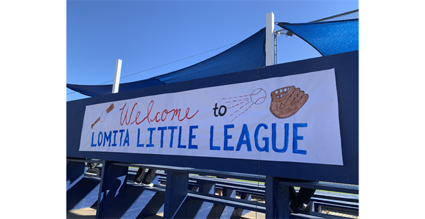 Welcome to Lomita Little League