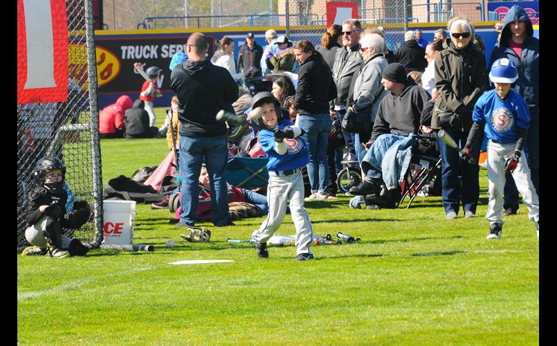 Spokane Indian Youth Baseball Home