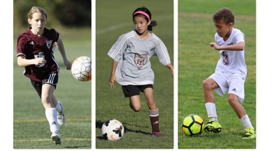 Fall Soccer Registration is now Open!