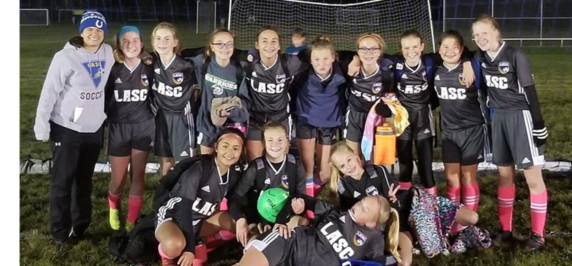 Fall 2019 - Division 2nd Place - U13P