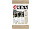 Back in the Game - Henrico Citizen Cover