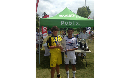 Congrats Cole and Aldair GYSA State Champions