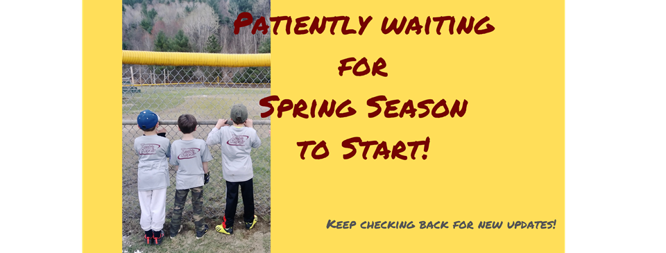 Spring Season is almost here!