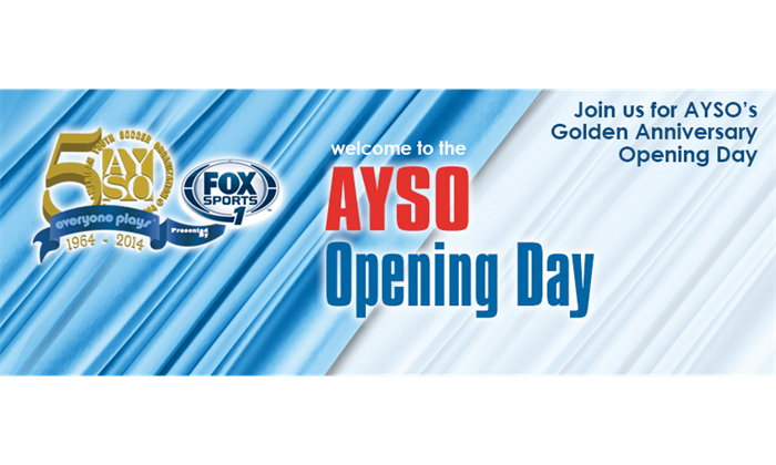 Opening Day - Saturday August 23 #ayso187