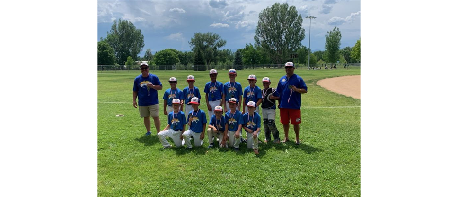 CO Cougars 10U Opener Champions