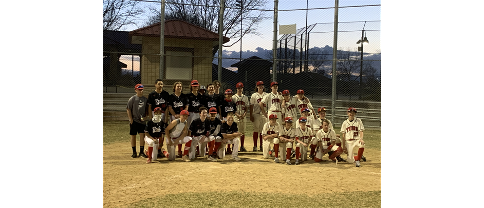 13AAA Rocky Mtn. Ruckus 1st Twins & 2nd Reds