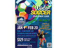 Winter Youth Academy 4v4 development league