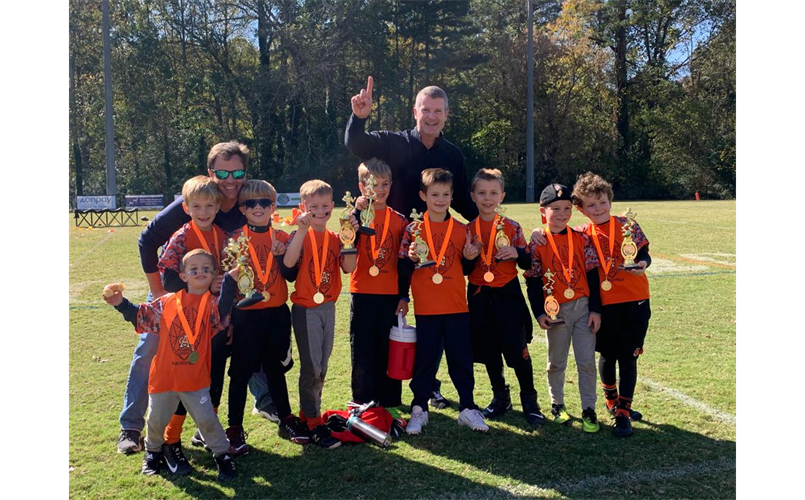2019 FLAG FOOTBALL CHAMPS