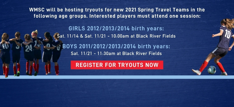 Spring Travel Team Tryouts