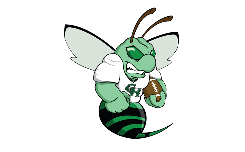 S.C.S GREEN HORNETS YOUTH FOOTBALL & CHEER