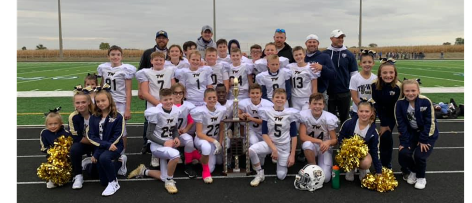 TW 6TH GRADE - 2020 SYFC CHAMPS!!!