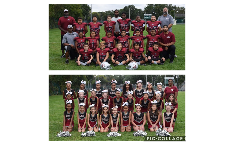 2019 5th & 6th Grade Football & Cheer