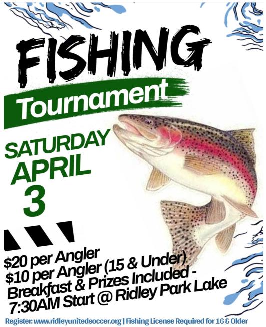 1st Annual Fishing Tournament