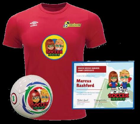 U5 Soccer Heroes