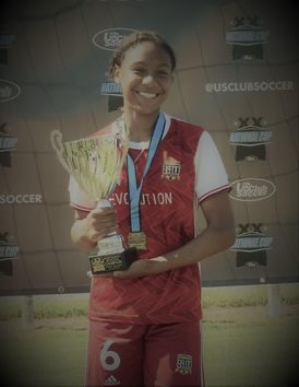 South Tacoma United Soccer Club Player