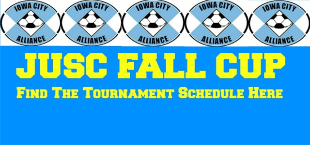 JUSC Boys Fall Cup Tournament