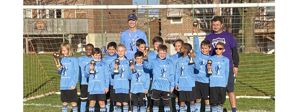 Congrats to the U10 Wolfpack on their undefeated season!