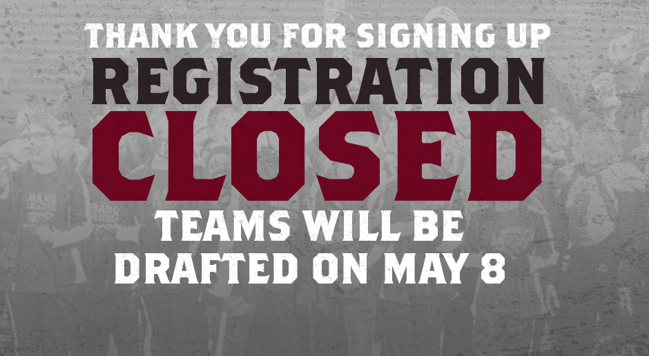 2021 REGISTRATION NOW CLOSED. THANK YOU.
