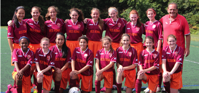 RES Roma USA Girls Academy