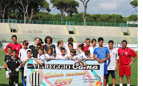 Training & Tournament Play in Italy