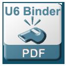 U6 Coaching Binder