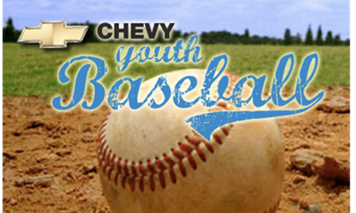 partnered with chevy youth baseball and george matick chevrolet read. Cars Review. Best American Auto & Cars Review