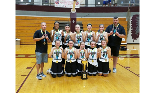 2017 7th Grade National Champs