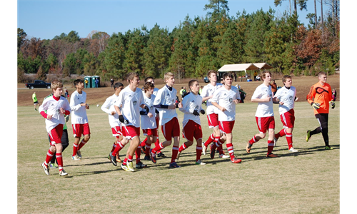 U16 Flash Red