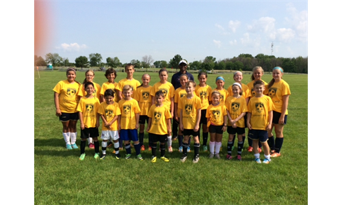 Great week at the Raiders FC Summer Camp