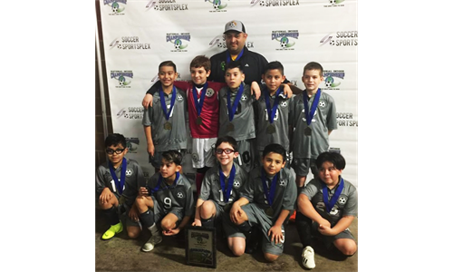 08's - 2019 Indoor National Champions (North Olmsted, OH)