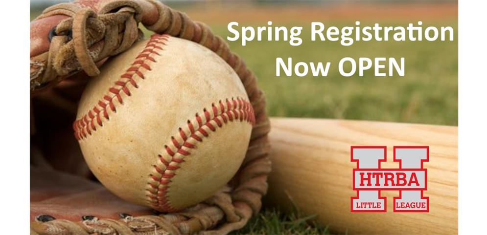 Spring 2021 Baseball Registration Now Open