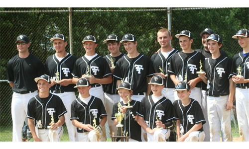 Tri-Township 14U Win at Grand Slam