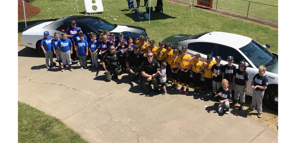 Parrish Family Fun Day with Marion County Deputies
