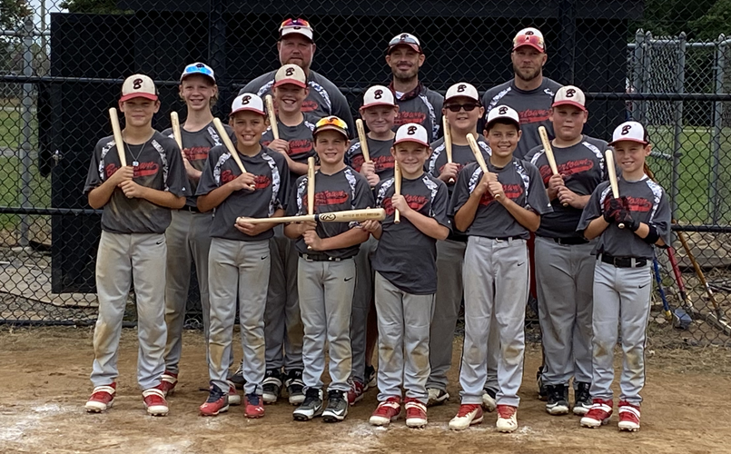 Fall 12U is Runner-up in the Boyertown Tournament!