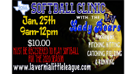Softball Clinic with LVHS Lady Bears Softball Coaches and Players