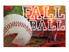 Fall Ball Registration is now open