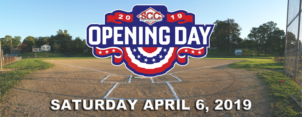 2019 SCCBRL Opening Day!